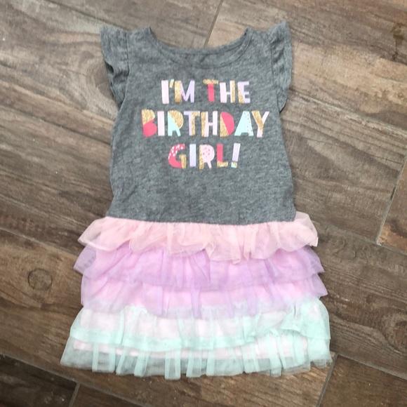 Epic Threads Other - Girls Birthday Dress